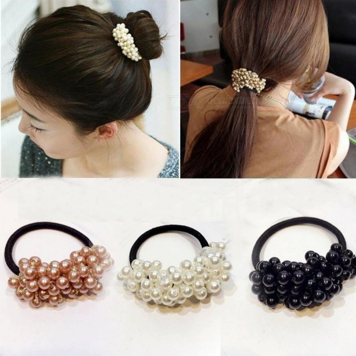 Girl's Hair Accessories Helpful 1pcs Fashion Kids Baby Female Solid Color Bow Hair Rope Rubber Band Girl Apron Rubber Band Tiara Hair Accessories Hair Ring Selected Material Apparel Accessories