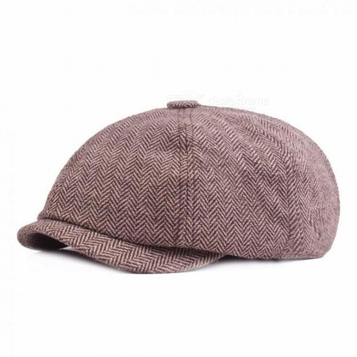 Newsboy Cap Men spring summer Hat Golf Driving Flat Cabbie Flat Unisex  Berets Hat peaky Blinders 8cc6f6048ac