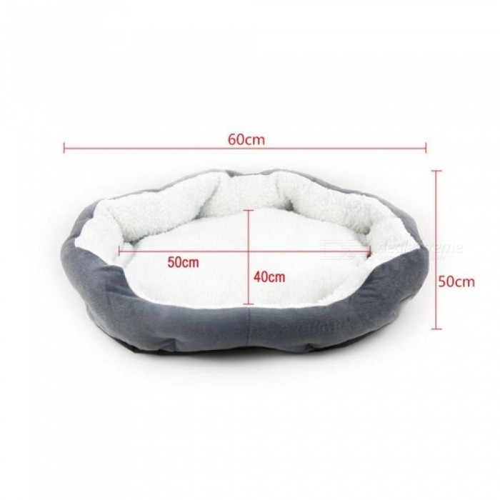 Dog Beds Mats Sofa Kennel Doggy Warm House Winter Cot Pet Sleeping Bed House for Puppy Small Dog Blanket Cushion Basket Supplies