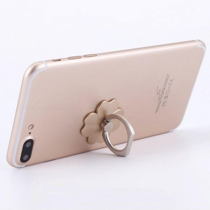 Finger Ring Mobile Phone Smartphone Stand Holder For iPhone X 8 7 Plus Samsung Cell Smart Round Phone Holder IPAD Car Mount Stan