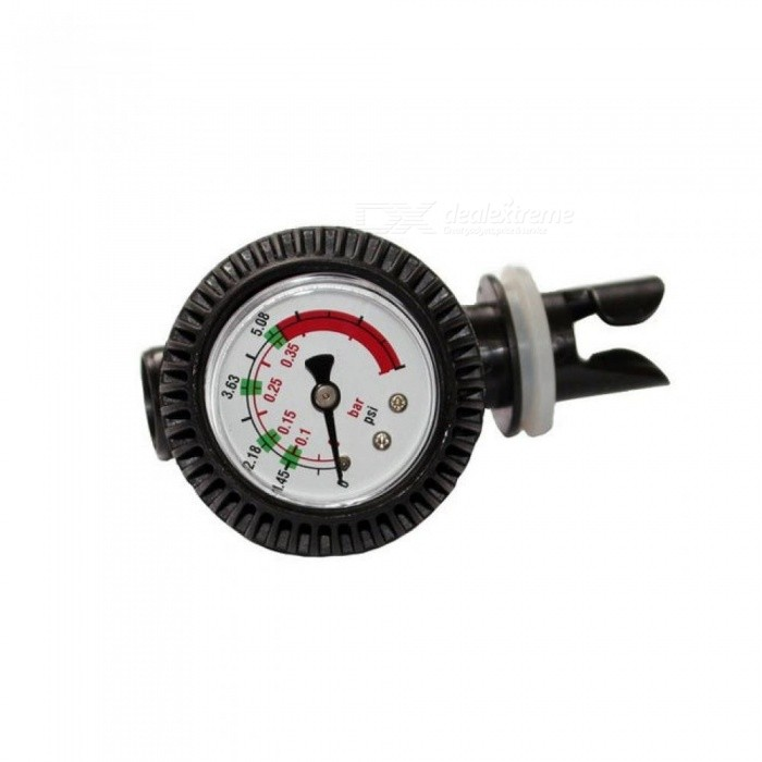 Pvc Pressure Gauge Air Thermometer For Inflatable Boat