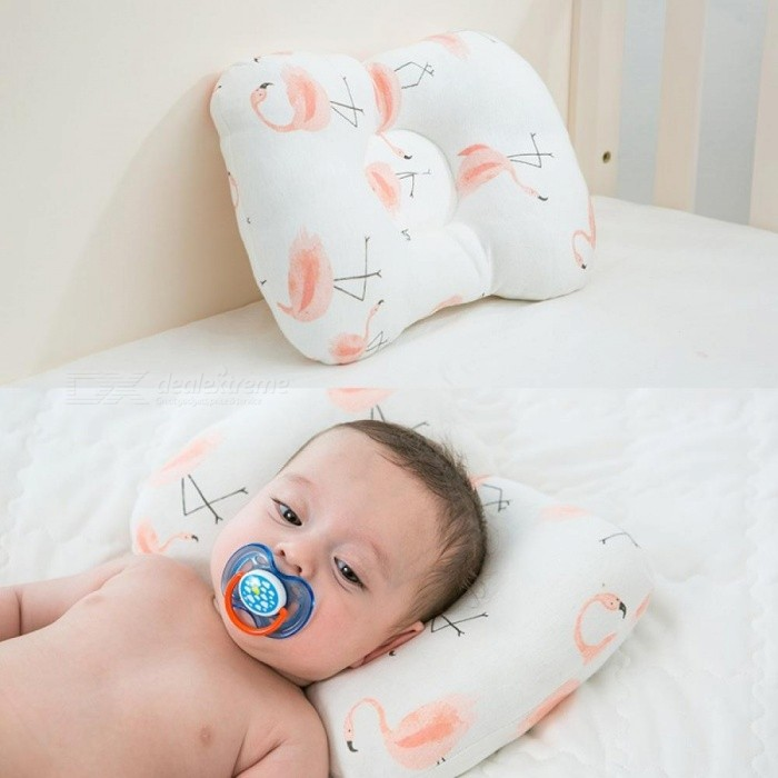 Baby Pillow Newborn Head Protection Cushion Baby Bedding