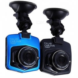 Hot Selling Mini Full HD Car DVR 1080P Recorder Dashcam Video Camera GT300 Registrator DVRs G-Sensor Night Vision Dash Cam Only DVR/Black