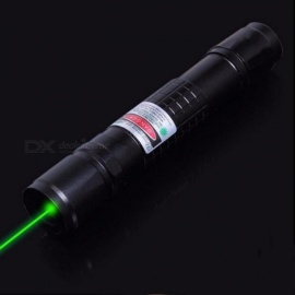 2015 Newest 532nm Burn Match Professional Powerful Focusable burning Green Laser ointer Pen lazer pointer 10000m silver shell/5mW