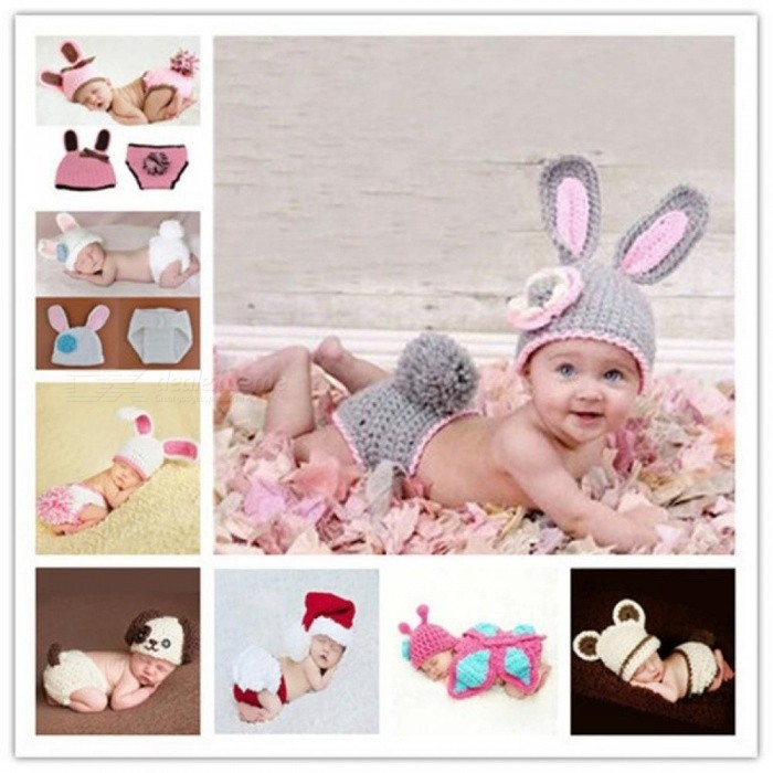 Special Section Baby Soft Sleeping Bag Hat Set Boys Girls Photo Shooting Clothes Newborn Photography Props Crochet Infant Outfits Photo Props Discounts Price Mother & Kids