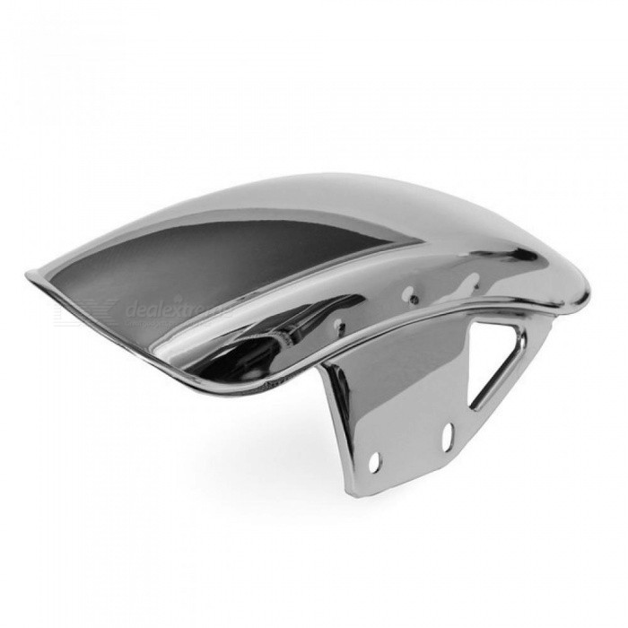 Motorcycle Mud Flaps Front Fender Flares Mudguard Fairing Mudguards Cover For Suzuki GN125 GN250 Silver Color