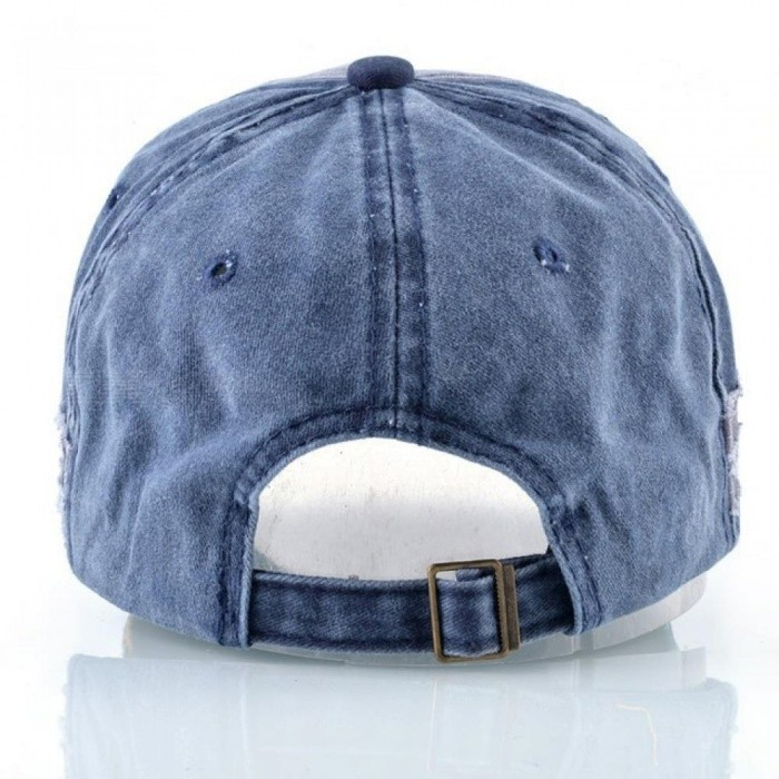 ... Spring Summer Baseball Cap Women Worn Washed Denim Hip Hop Hats for Men Letters  Embroidery Drake ... 3a7ee034f
