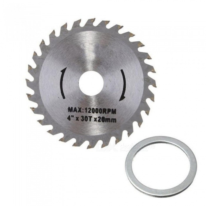 Angle Grinder Saw Blade For Wood Cutting Circular Drill Power Tool 110MM 28T 1PCS 1.5mm Thickness 28 Teeth