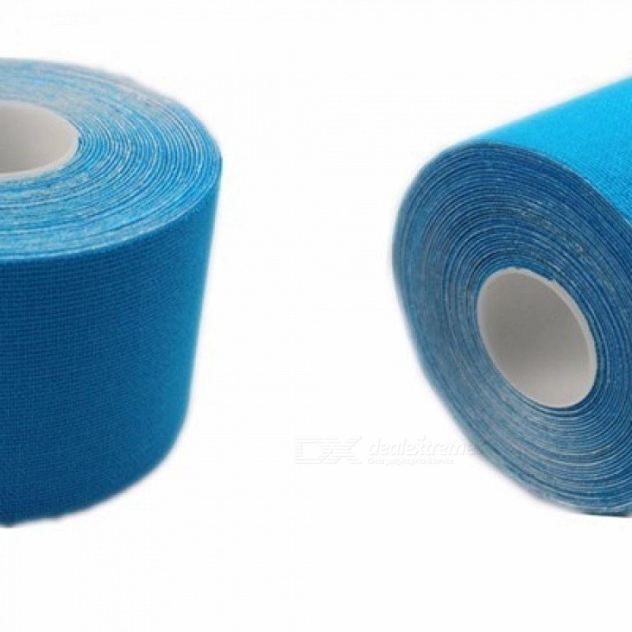 ... Sports Kinesio Muscle Tape Kinesiology Tape Cotton Elastic Adhesive Muscle Bandage Care Physio Strain Injury Support