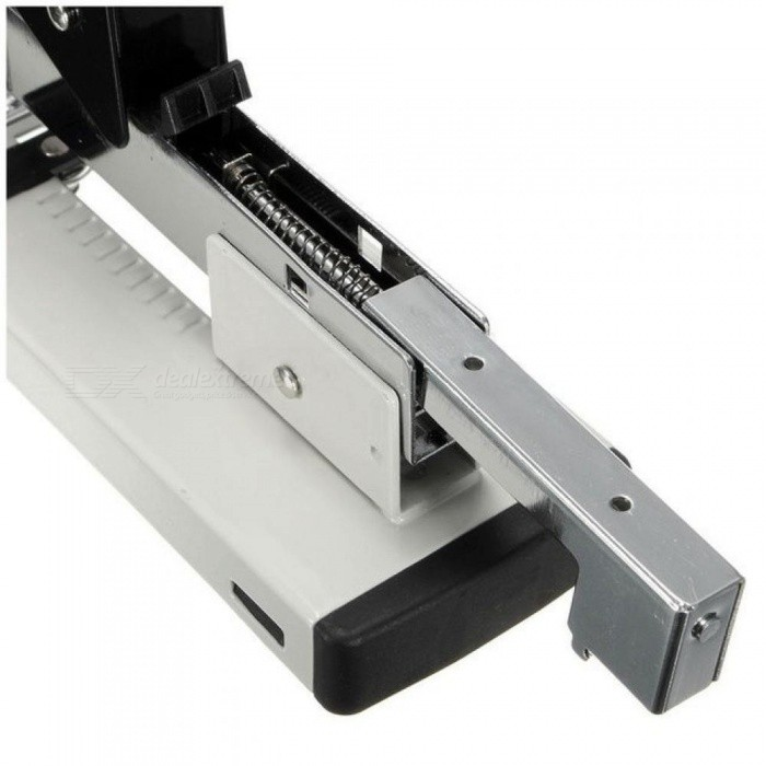 Heavy Type Metal Stapler Bookbinding Stapling 120 Sheet Capacity Office  Tools With Black Color For 1 PCS Black