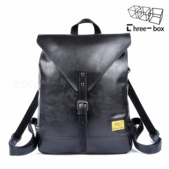 f9d85b00a80 ... Women Fashion Backpack Male Travel Backpack Mochilas School Men s  Leather Business Bag Large Laptop Shopping Travel