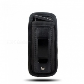 Tactical Magazine Pouch Nylon Pistol Double Stack 9mm Concealed Carry Glock 17 19 21 Beretta 92 XD Holster Mag Pouch Black