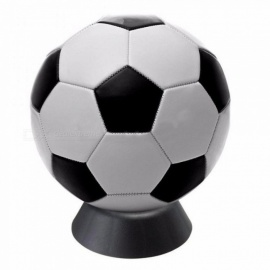 Plastic Ball Stand Display Holder Rack Soccer Volleyball Basketball Football Trainging Stands Rugby Ball Support Base White