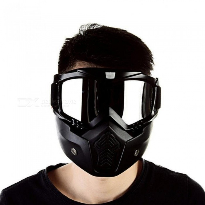 face mask skidor