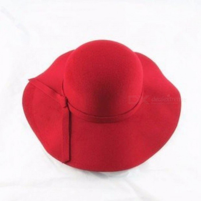 4ff46356323665 Vintage Retro Kids Child Boy Girl Hats Fedora Polyester Felt Crushable Wide  Brim Cloche Floppy Sun Beach Cap rose - Worldwide Free Shipping - DX