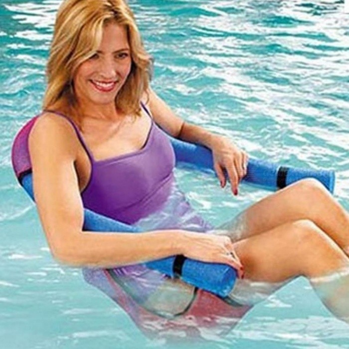 Floating Chair New Novelty Bright Color Pool Floating Chair Swimming Pool Seats Amazing Floating Bed Chair Pool Noodle Chair