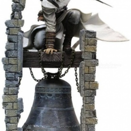 Assassin's Creed ALTAIR The Legendary Assassin Statue Ibn-La Ahad Edward PVC Figure Collectible Model Toy 1pcs
