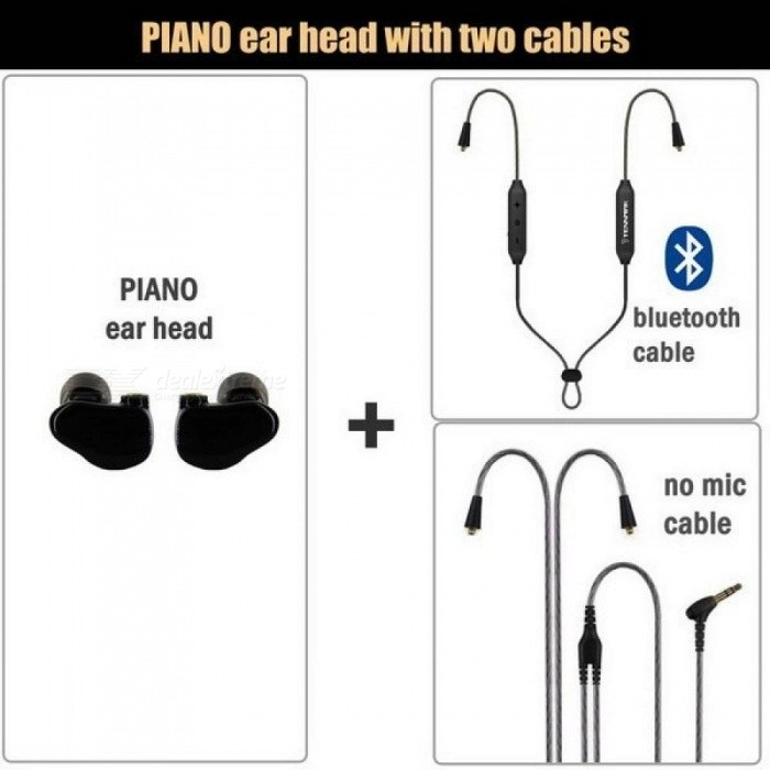 Tennmak MMCX Bluetooth 4.1 Wireless Detachable Earphone Cable Support AptX for Tennmak PRO PIANO Shure SE215 SE535 SE846 UE900