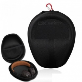 Headphone Case for Sennheiser HD700 HD600 HD558 MOMENTUM for Sony 1A 1R 1ADAC Z7 for Beyerdynamic DT880 DT990 Major 1 2 Hard Bag Black