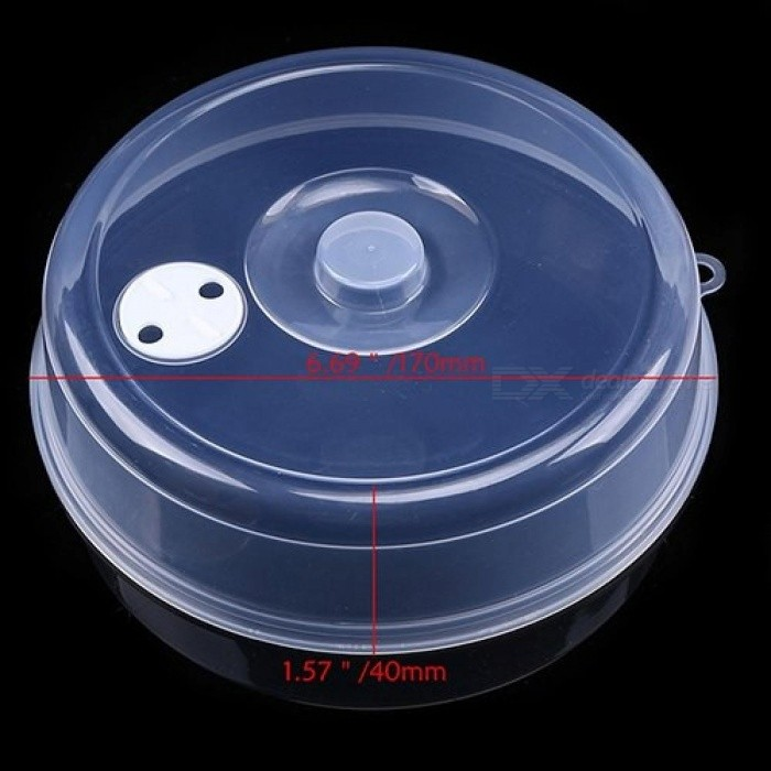 Plastic Sealing Cover Food Storage Lid Microwave Oven Crisper Cap Refrigerator Dish Lids Plate Dustproof Cover Kitchen Tool