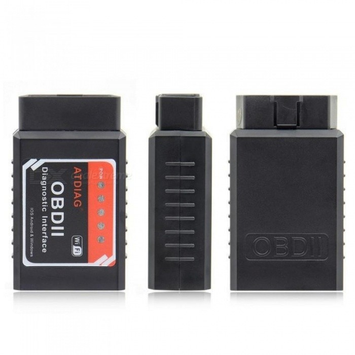 Universal OBD2 WIFI ELM327 V 1.5 Scanner for iPhone IOS Android Auto OBDII Diagnosis Tool OBD 2 ELM 327 V1.5 WI-FI ODB2