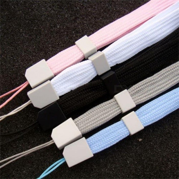 5X Wrist Strap for Nintendo Lite/3DS/PSP/DV Wii Remote Controller for DSi/DS Console With 5 Color Mixed