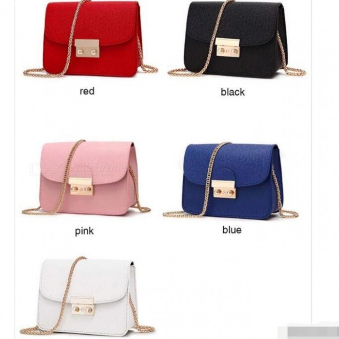 Small Women Bags PU Leather Messenger Bag Clutch Bags Designer Mini Shoulder Bag Women Handbag Bolso ...