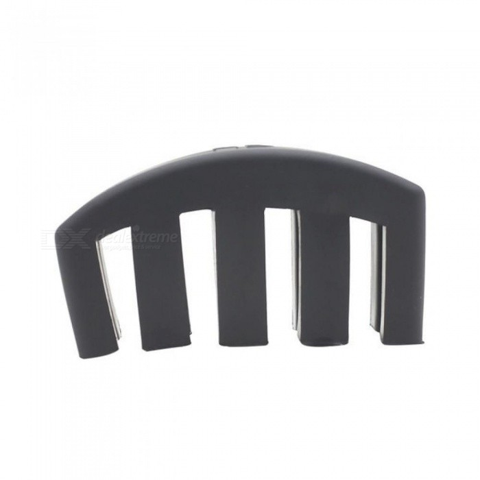 Rubber Material Practice 5 Claws Cello Mute for 4/4 Size Cello Volume Control With Black Color 7.1 CM