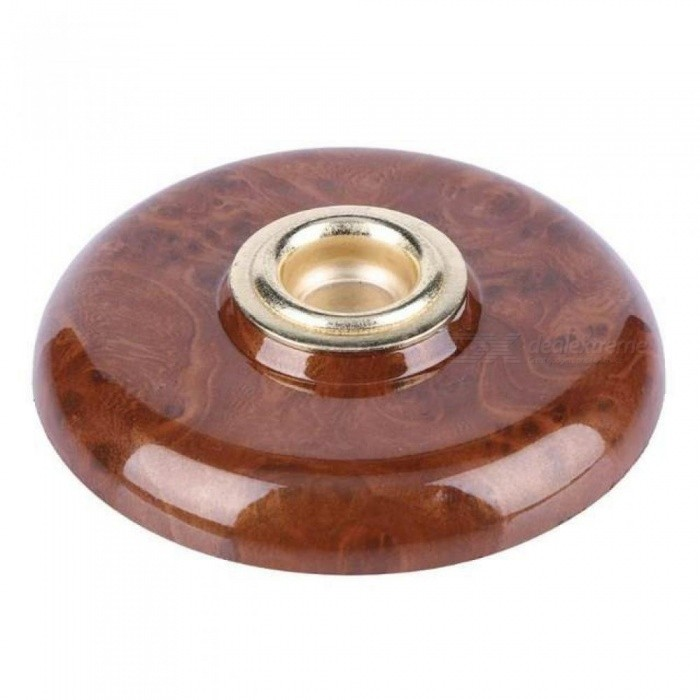 Cello End Pin Accessories with Metal Eye Brown Cello Non-Slip Mat Pin Stopper Musical Instruments Parts & Accessories