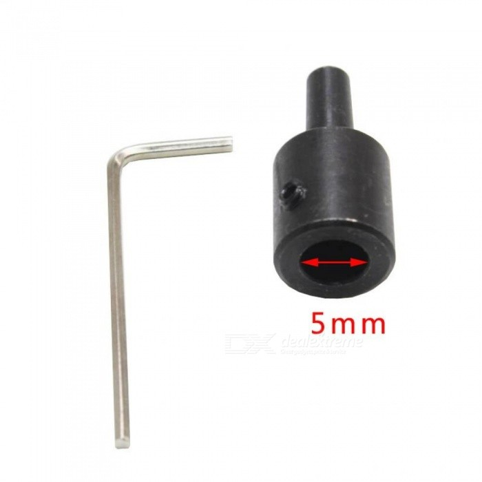 Mini Drill Press Applicable To Motor Shaft Connecting Rod 4/5/6/8 mm+Hot Electric Drill Grinding Mini Drill Chuck Key Keyless Dr