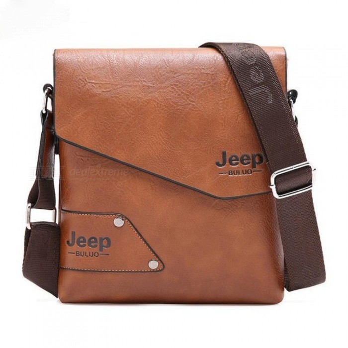 2449c6c93f66 Man Leather Bag Brand Shoulder Crossbody Bags for Men Cow Split Leather Male  iPad Business Messenger Briefcase Travel Bag Light Brown - Worldwide Free  ...