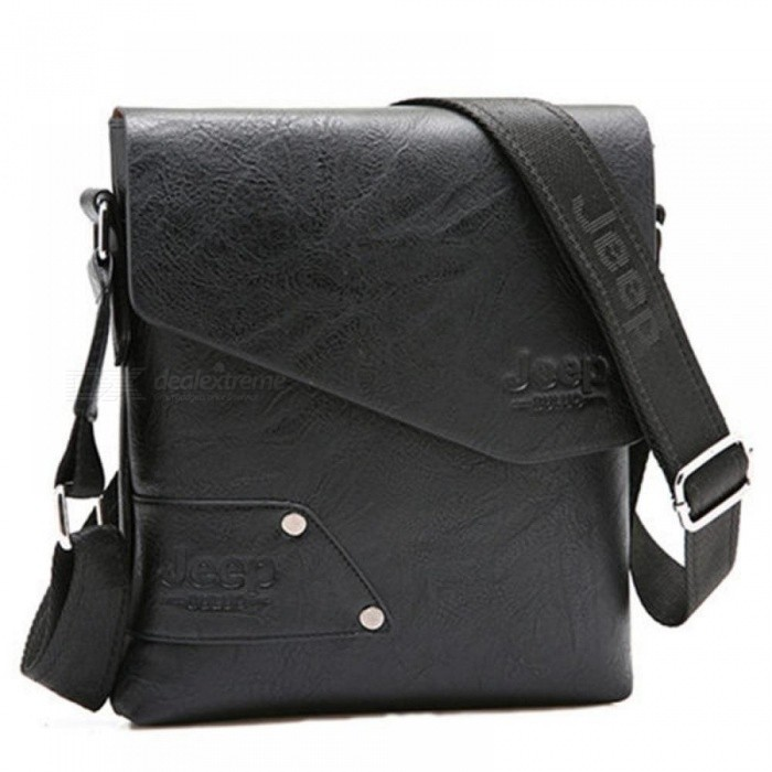 Man Leather Bag Brand Shoulder Crossbody Bags for Men Cow Split Leather Male iPad Business Messenger Briefcase Travel Bag