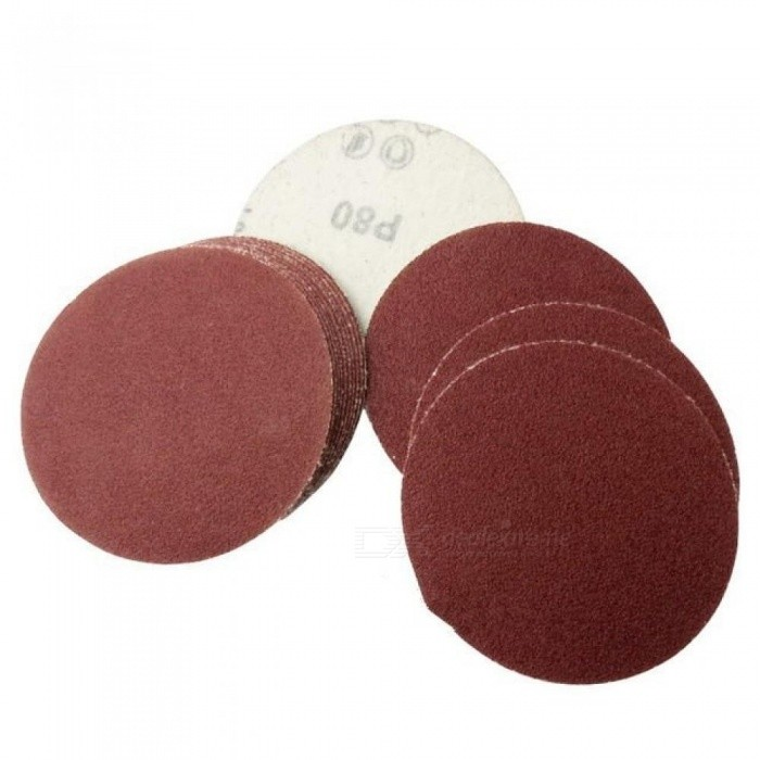 5 Inch 125MM Round sandpaper Discs Sand Sheets Grit 40-2000 Hook And Loop Sanding Disc for Sander Grits