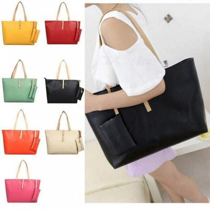 fd4a24e2ae39 Fashion Handbag Lady Shoulder Bag Tote Purse Crossbody Women Messenger With  Multi Colors For Optional Yellow - Worldwide Free Shipping - DX