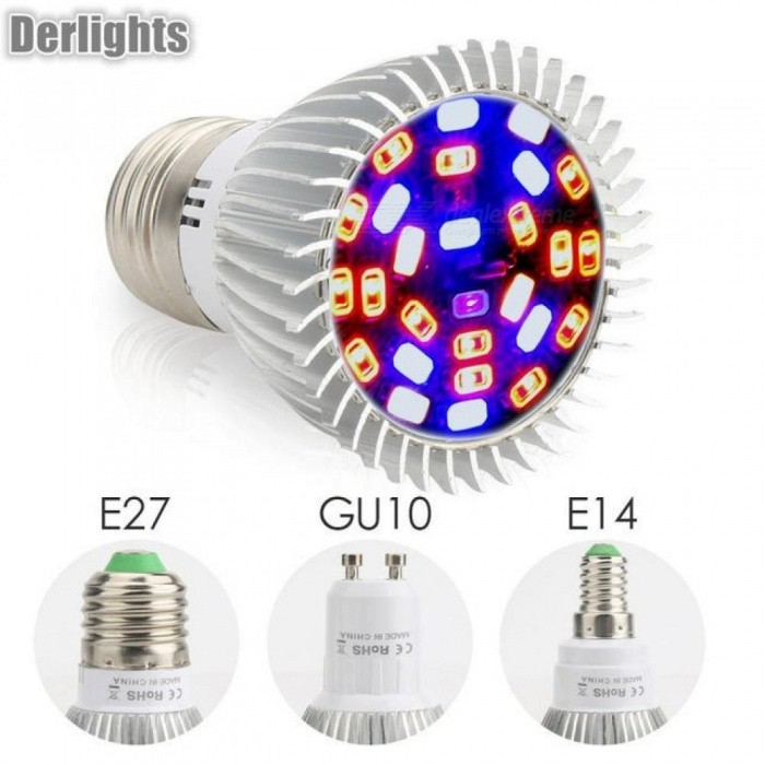 Red E14 Lamp Growing Grow 28w Hydroponics For Vegetables Spectrum Uv 18w Flowers Gu10 Blue Plants Led Full E27 Ir Light 6Yyb7vIfg
