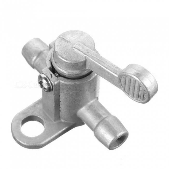 Inline Motorcycle Fuel Tank Tap On/Off Petcock Switch For Quad Buggy Dirt Bike Size For 8MM 5/16 Inch