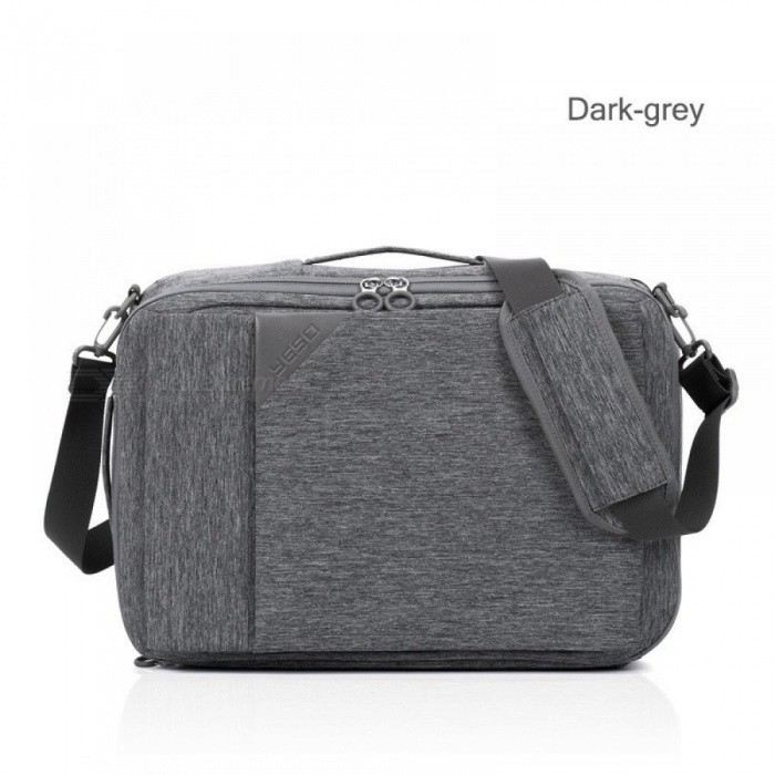 Multifunctional Laptop Backpack Men 15.6 Inch 3 In 1 Casual Backpack Unisex Oxford Business Computer Backpack Bags