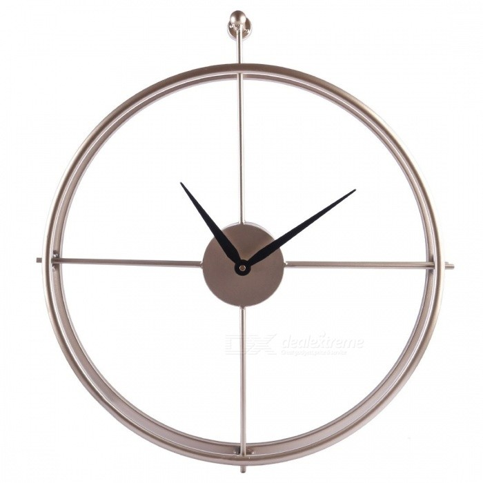 Unique 55cm Large Brief European Style Silent Wall Clock Modern Design For Home Office Decor Hanging Wall Watch Clocks