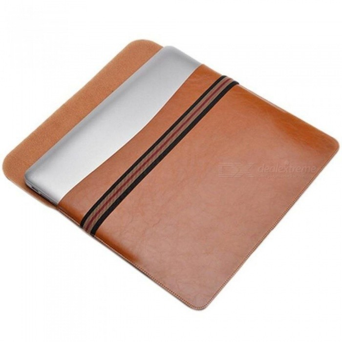 PU Leather For MacBook Air Pro Retina 11 13 inch Laptop Bag Case Sleeve Computer Notebook Carry Bag For Macbook air Case Pouch