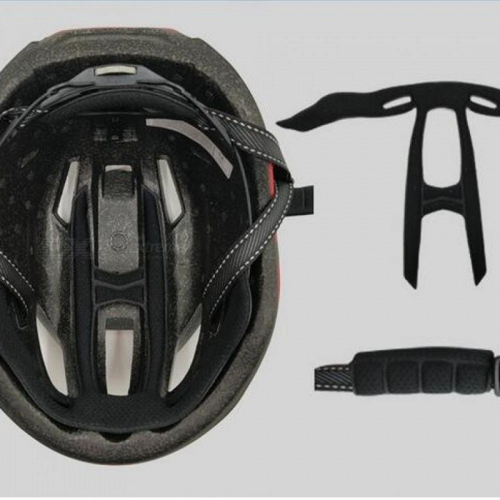 Goggles Cycling Helmet Insect Net Road Mountain MTB Bike Bicycle Helmet With Lens 11 Air Vent Helmet Bike Casco Ciclismo