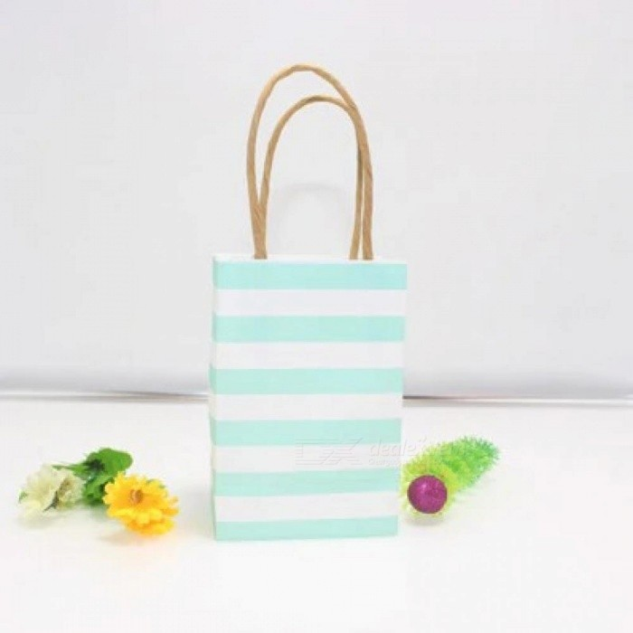 Small Gift Bag with Handles Wedding Decoration Paper Gift Bag for Jewelry Birthday Decoration Event Party Supplies 20PCS