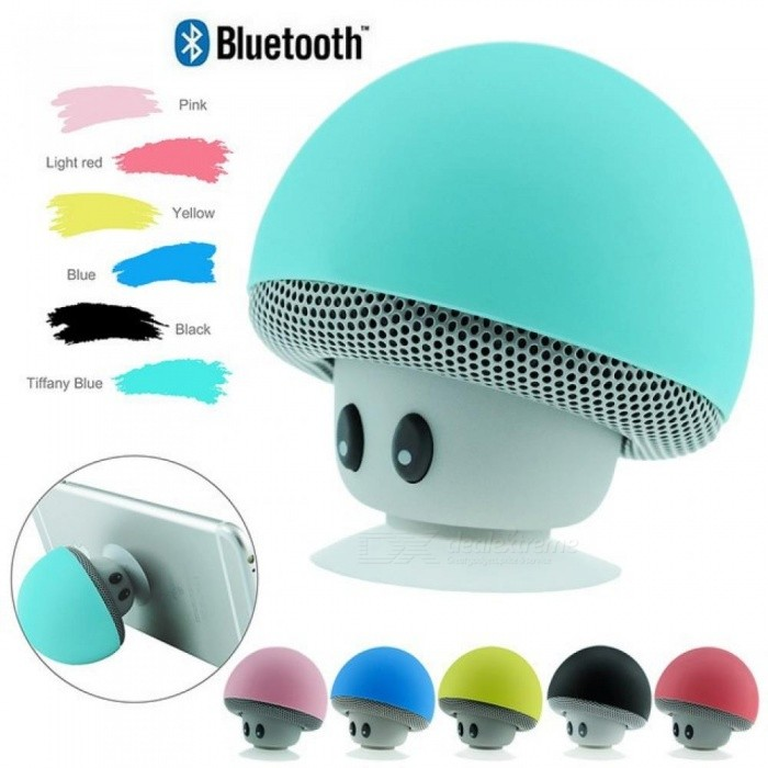 Bluetooth Speakers Portable Stereo Music Wireless Mini Speakers for Mobile Phone Xiaomi iPhone 7 6 6s Plus Computer iPad Tablet Black - Worldwide Free ...