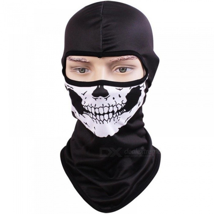 Screaming Animal Halloween Cosplay Party Beach Sunscreen Full Face Mask Skull Breathable Hip Hop Military Tactical Army Bicycle