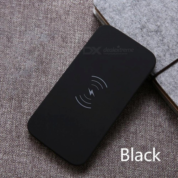 Wireless Charging Power Bank 10000mAh Treasure Ultra-Thin Polymer Mobile Phone Wireless Charging Mobile Power For iPhone X