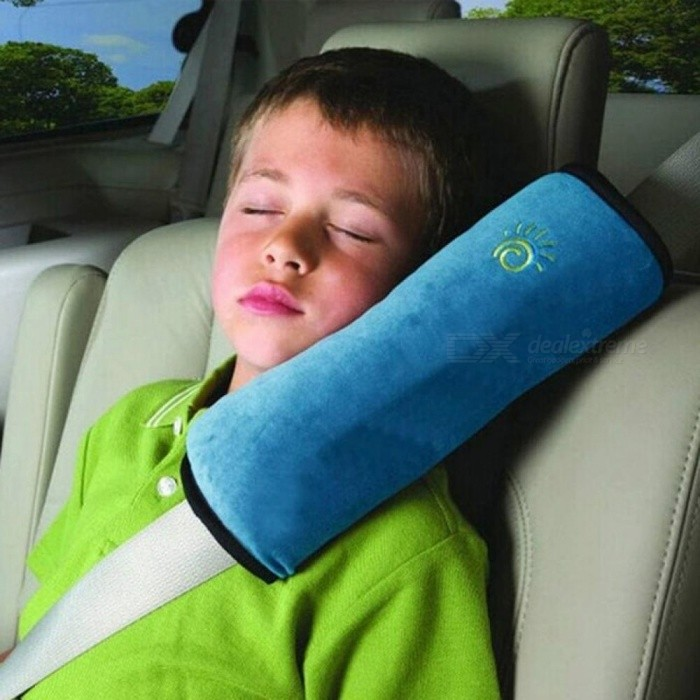 Baby Car Auto Safety Seat Belt Harness Shoulder Pad Cover Children Protection Cover Cushion Support Car Pillow Seat Belts