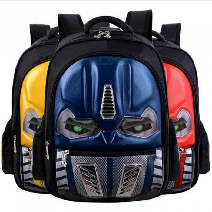 Fashion Kids Waterproof Orthopedic Backpack Cartoon Boys Schoolbag Glowing  Children Elementary School Backpacks For Boys Yellow - Worldwide Free  Shipping - ... cbe595cf30fca