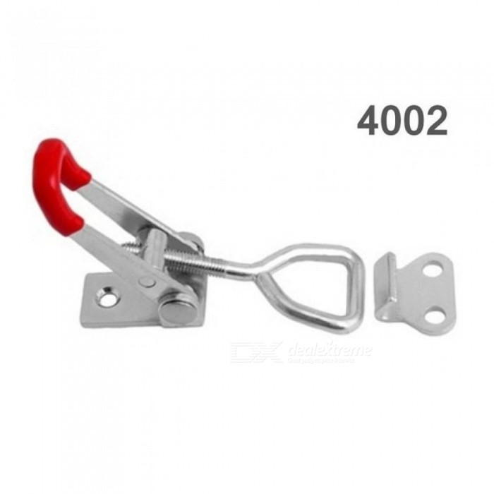 Latch Clamp Clip Tool Horizontal Welding Fixture Clamping Woodworking Engraving Machine Clamping Device