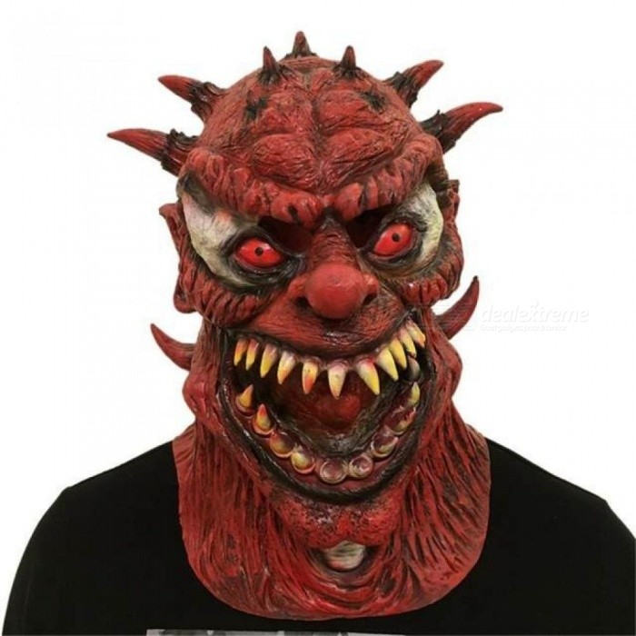 Party Masks Variation Monster Halloween Masks Horror Movie Cosplay Dress Up  Scary Festival Party Props Halloween Mask Latex Black - Worldwide Free  Shipping ... 78c76af66752