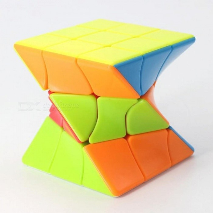 3x3 Cube 3x3x3 Magic Cube Special Strange Shape Puzzle Stickerless Educational Toys For Children Cubo Magico