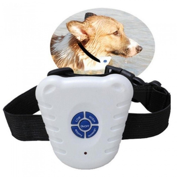LED indicator Automatic Stop Dog Barking Collar No Barking Anti Bark Safety  Shock Electronic Collar Harnesses All code